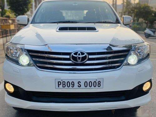 Used 2013 Toyota Fortuner AT for sale in Jalandhar