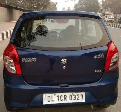 Used Maruti Suzuki Alto 800 2014 MT for sale in New Delhi