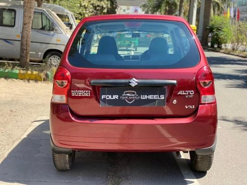 Used Maruti Suzuki Alto K10 VXI 2013 MT for sale in Bangalore