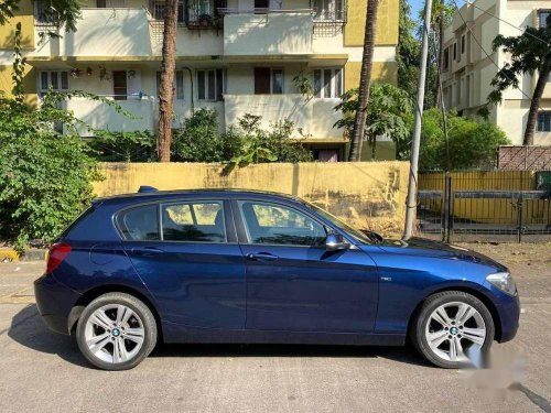 2013 BMW 1 Series AT for sale in Mumbai-2