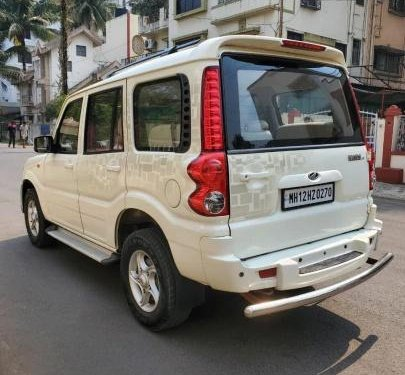 Used Mahindra Scorpio 2012 MT for sale in Pune
