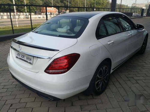 Used 2018 Mercedes Benz C-Class AT for sale in Karnal