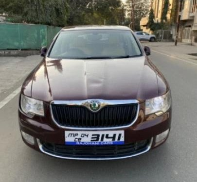 Used 2009 Skoda Superb Ambition 2.0 TDI CR AT in Bhopal