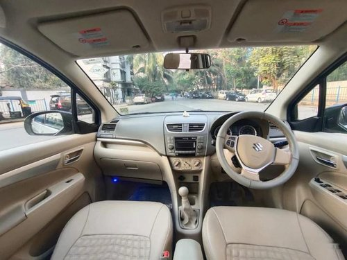 Maruti Suzuki Ertiga VXI CNG 2017 MT for sale in Mumbai -4