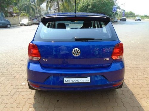 Used Volkswagen Polo 2018 AT for sale in Mumbai