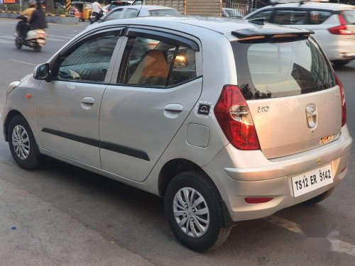 Used Hyundai i10 2016 MT for sale in Hyderabad