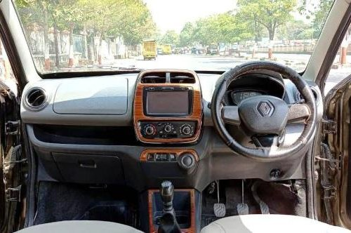Used Renault KWID 1.0 RXT 2017 MT for sale in Pune