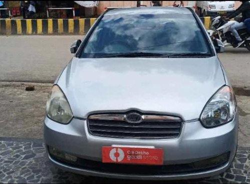 Hyundai Verna CRDi 2010 MT for sale in Varanasi