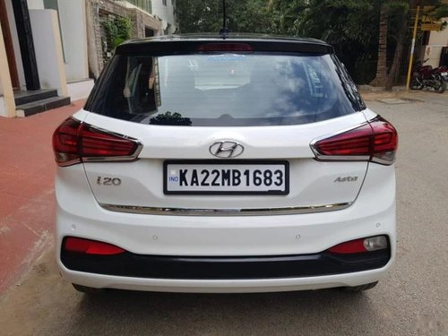 Used Hyundai i20 1.2 Asta Dual Tone 2018 MT in Bangalore