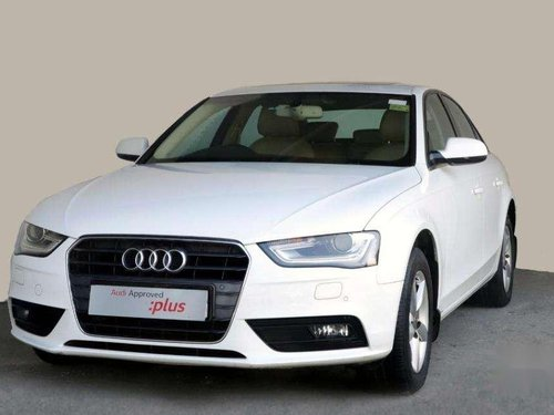 Used Audi A4 2014 AT for sale in Hisar-14