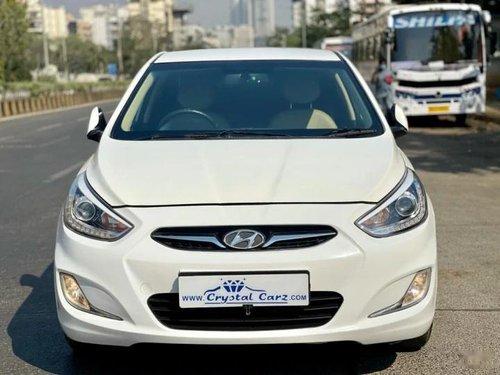 Used 2014 Hyundai Verna AT for sale in Mumbai