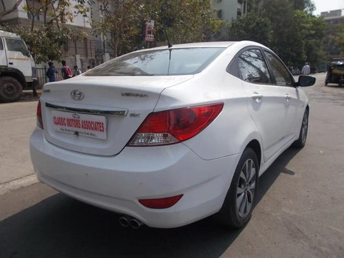 Used Hyundai Verna 2014 MT for sale in Mumbai