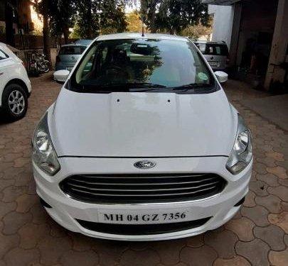 Used Ford Figo Aspire 2015 MT for sale in Nashik