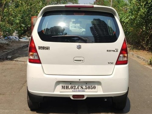 Used Maruti Suzuki Zen Estilo 2012 MT for sale in Mumbai