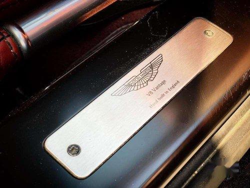 Used Aston Martin Vantage V8 2011 AT for sale in Mumbai