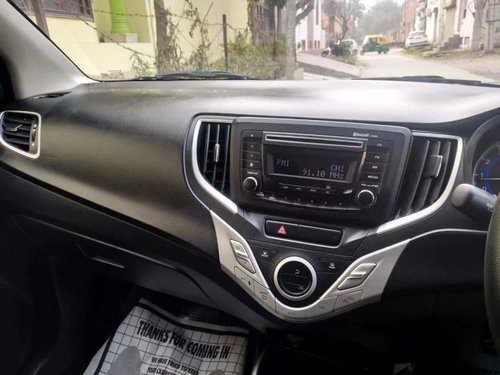 Used Maruti Suzuki Baleno 2017 MT for sale in Faridabad