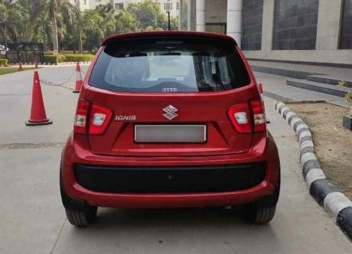 Used Maruti Suzuki Ignis Delta 2018 MT in Gurgaon