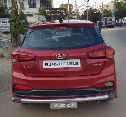 Used Hyundai i20 Sportz Plus 2018 MT for sale in Jaipur