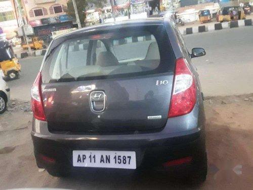 2011 Hyundai i10 Magna 1.1 MT for sale in Hyderabad