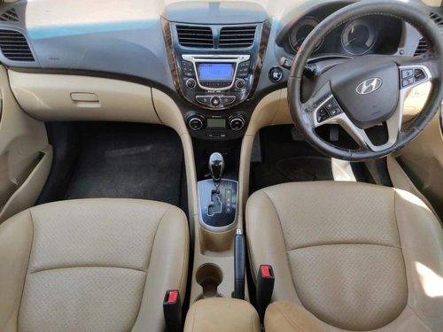 Used Hyundai Verna SX CRDi AT 2011 AT for sale in Bangalore