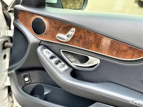 2016 Mercedes Benz C-Class C 200 AVANTGARDE AT in Kolkata