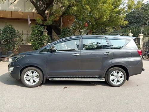 Used 2018 Toyota Innova Crysta MT for sale in New Delhi