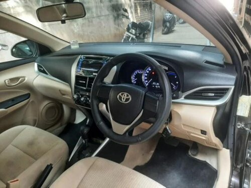 Used Toyota Yaris J Optional CVT 2019 AT for sale in Chennai