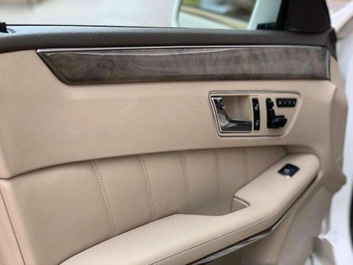Used 2010 Mercedes Benz E Class MT for sale in Nagpur