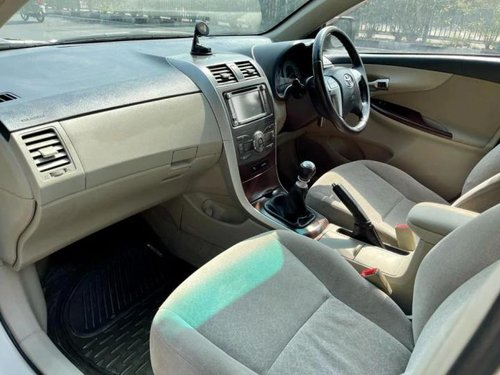 Used Toyota Corolla Altis G 2012 MT for sale in New Delhi