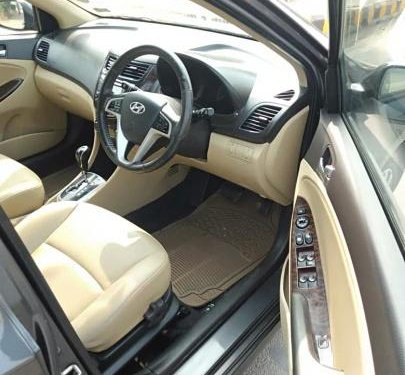 Used Hyundai Verna 2013 AT for sale in Ghaziabad