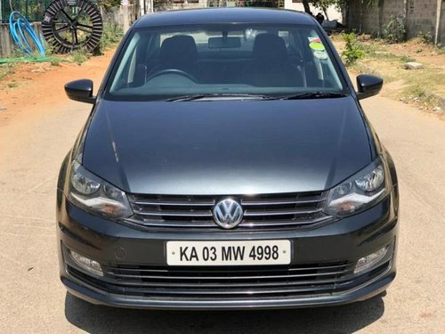 Used 2016 Volkswagen Vento MT for sale in Bangalore