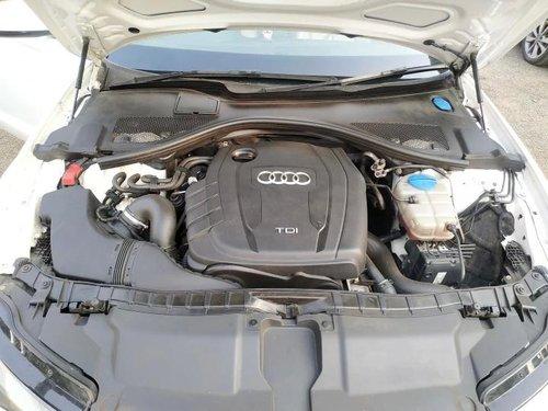 2013 Audi A6 2.0 TDI AT for sale in Nashik