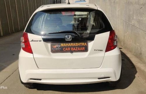 Used Honda Jazz X 2013 MT for sale in Pune