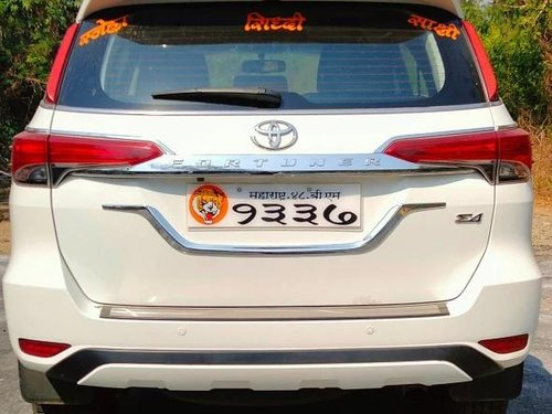 Used 2019 Toyota Fortuner MT for sale in Mumbai