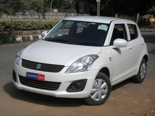 2016 Maruti Suzuki Swift LDI MT for sale in Bangalore