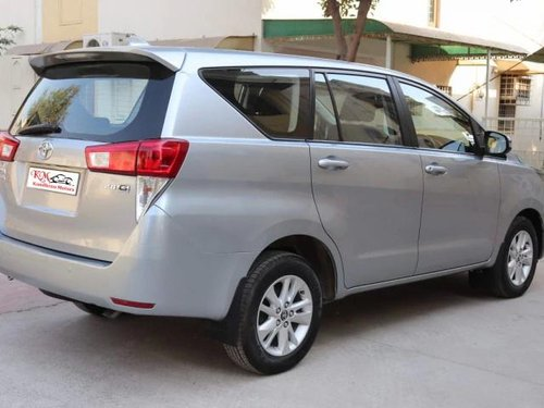 Used 2018 Toyota Innova Crysta AT for sale in Ahmedabad