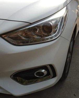 Used 2018 Hyundai Verna MT for sale in New Delhi