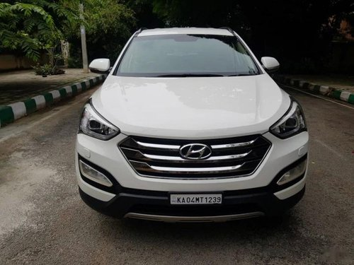 Used Hyundai Santa Fe 2014 AT for sale in Bangalore