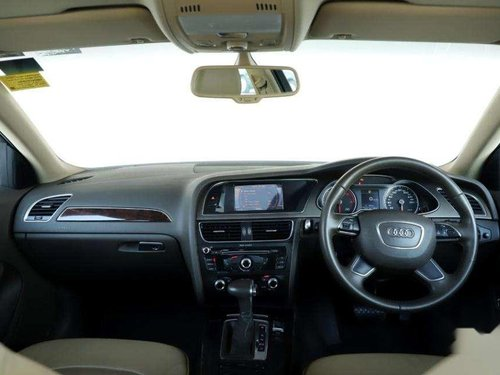 Used Audi A4 2014 AT for sale in Hisar-5