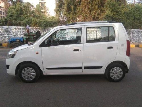 Used Maruti Suzuki Wagon R CNG LXI 2017 MT in Mumbai
