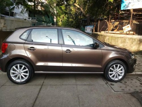 Used Volkswagen Polo 1.2 MPI Highline 2018 MT in Pune
