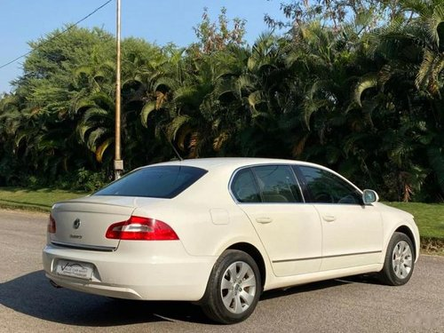 Used 2009 Skoda Superb AT for sale in Hyderabad -2