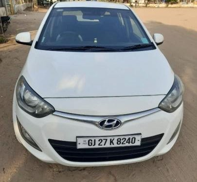 Used Hyundai i20 2013 MT for sale in Ahmedabad
