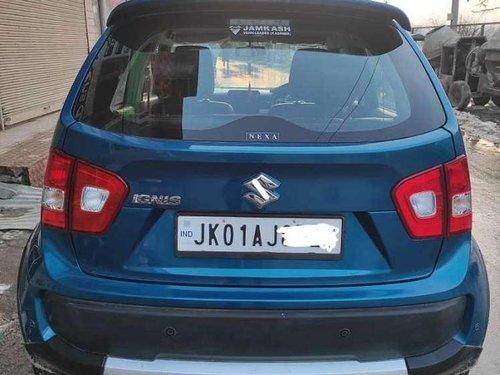 Used 2019 Maruti Suzuki Ignis MT for sale in Srinagar