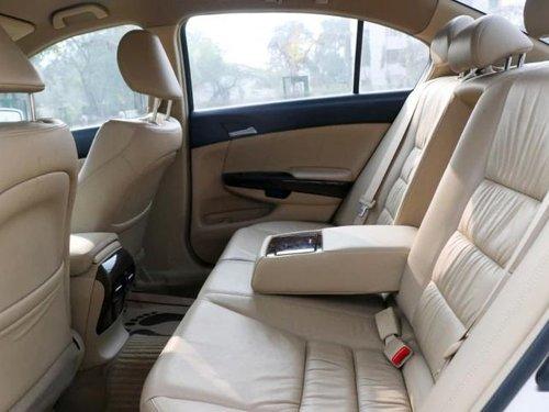 Used 2010 Honda Accord MT for sale in New Delhi