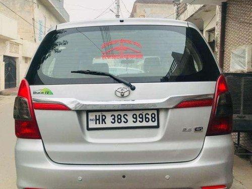 Used 2013 Toyota Innova MT for sale in Yamunanagar