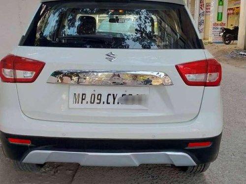 Used 2018 Maruti Suzuki Vitara Brezza MT for sale in Indore