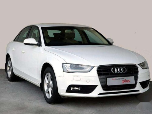 Used Audi A4 2014 AT for sale in Hisar-12