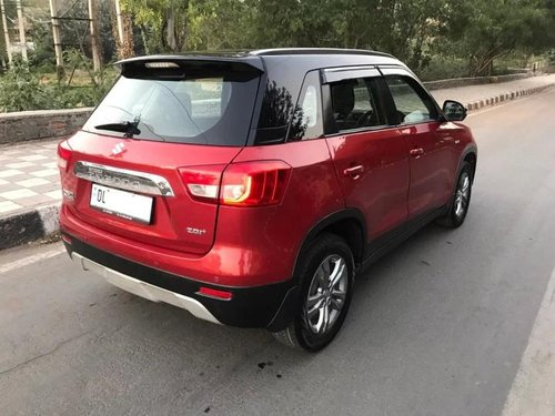 Maruti Suzuki Vitara Brezza ZDi Plus 2016 MT in New Delhi