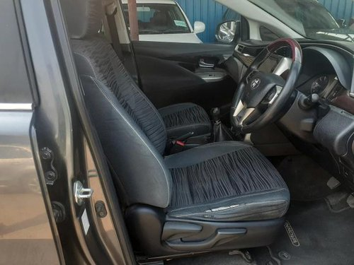 Used 2016 Toyota Innova Crysta MT for sale in Hyderabad